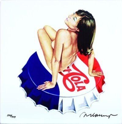 Mel Ramos, 'Pepsi Cola', 2005