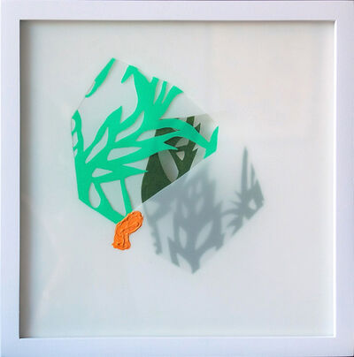 Leigh Anne Lester, 'Splice sidle 8', 2015