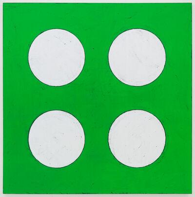 Matt Mullican, 'Untitled (2x2 Elements Sign)', 2015