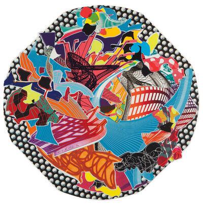 Frank Stella, 'Fatipuff', 1996