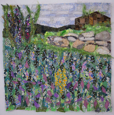 Alyson Vega, 'Flowers at the Farm', 2020