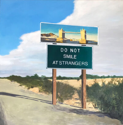 Rania Rangou, 'Don't smile at strangers', 2008