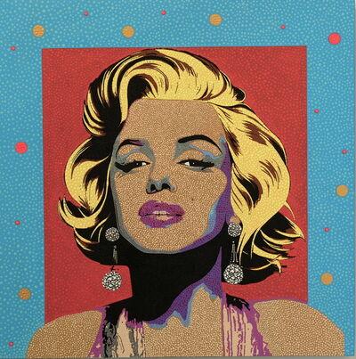 Philip Tsiaras, 'Marilyn Monroe', 2019