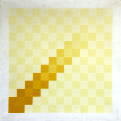 Hugo Demarco, 'Lumière et saturation', 1971