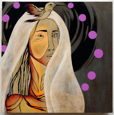 Jennifer Caviola (CAKE), 'Hummingbird Bride', 2013-2014