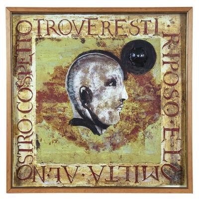 Bruno Ceccobelli, ' Troveresti', 1992