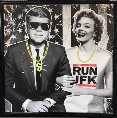 Mr.Sly, 'Run JFK', 2017