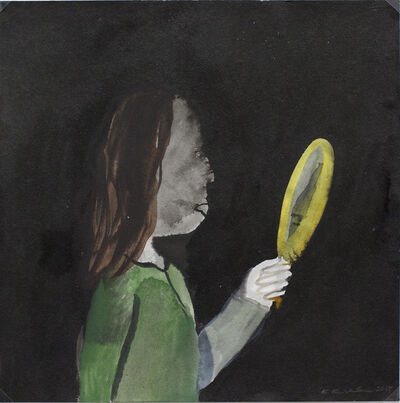 Klara Kristalova, 'Mirroring', 2014