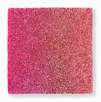 Zhuang Hong Yi, 'Flowerbed colour change #I020', 2018