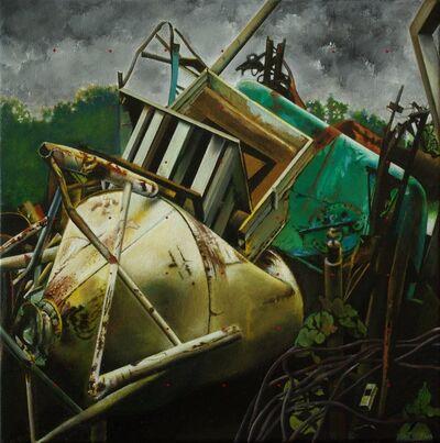 György Jovián, 'Ruin Study II.', 2013