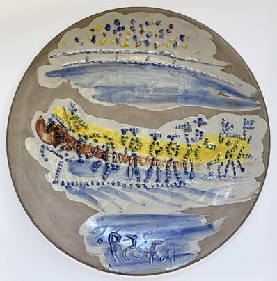 Pablo Picasso, 'Paseo, from Service Scènes de Corrida', 1959