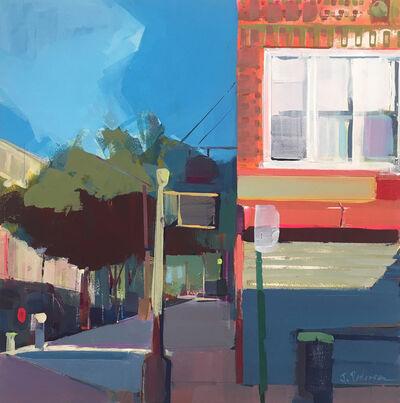 Janet Pedersen, 'Windsor Terrace Morning', 2017