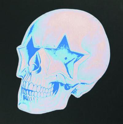 Ron English, 'Star Skull (Nine)', 2011