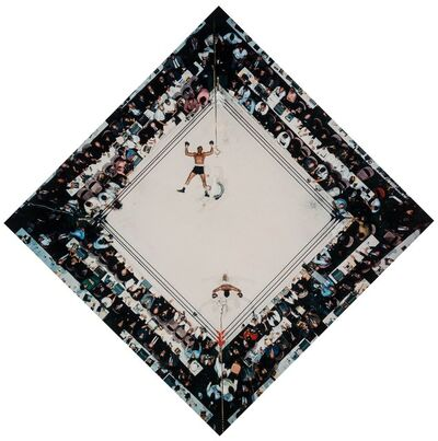 Neil Leifer, 'Ali Vs. Cleveland Williams, Houston Astrodome', 1966