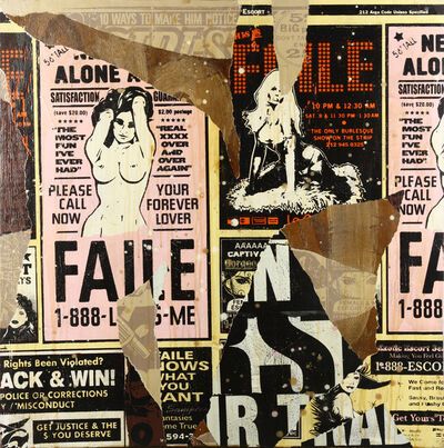 FAILE, 'NYC Yellow Pages', 2007