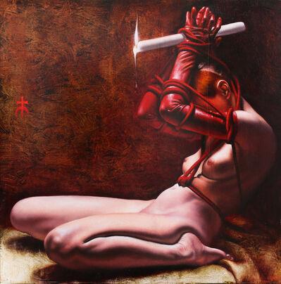 Saturno Butto, 'Maya Hot Wax II', 2013