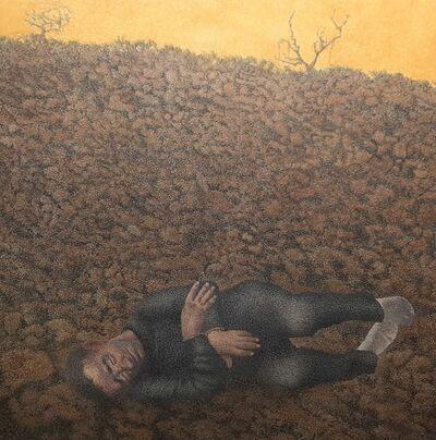 Sergio Sanz, 'Almanacer', 2019