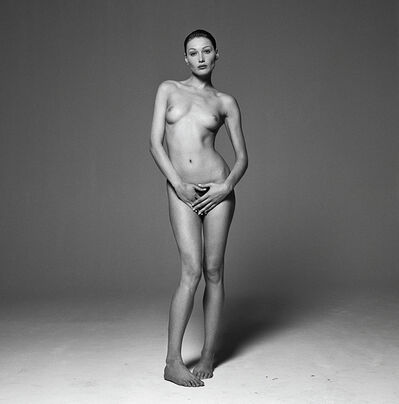 Michel Comte, 'Carla Bruni, Safe Sex Campaign', 1993