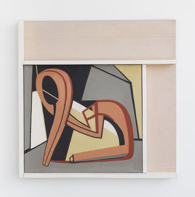 Claire Falkenstein, 'Two Shapes', 1941
