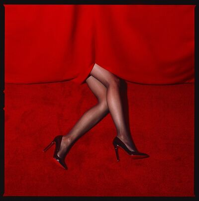 Tyler Shields, 'Red Legs', 2020