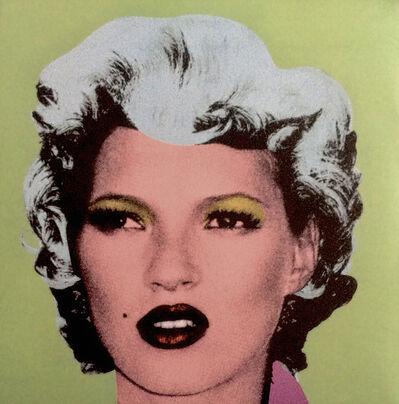 Banksy, 'Kate Moss - Dirty Funker Vinyl (Green)', 2008
