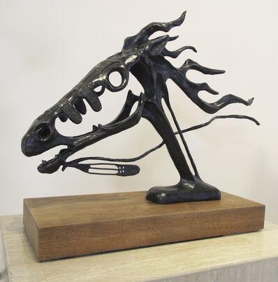Allan Houser, 'War Pony', 1975