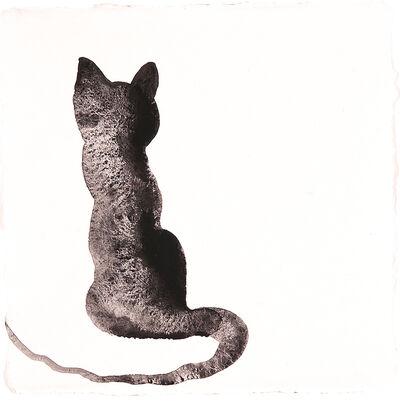 Helen Oji, 'Black Cat', 2012
