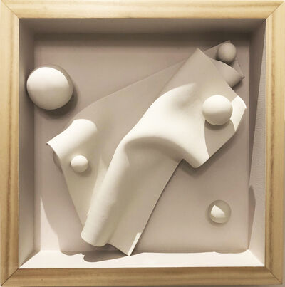 Gustavo Bonevardi, 'Untitled (white)', 2017