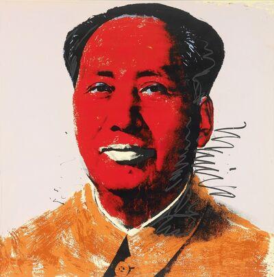 Andy Warhol, 'Mao F.S.96', 1972