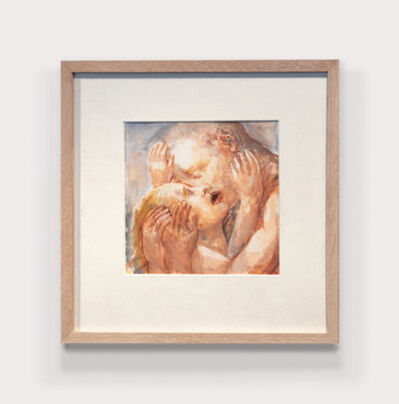 Evelyn Williams, 'Kissing Lovers', 1997