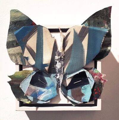 James Gortner, 'Butterfly 9', 2018
