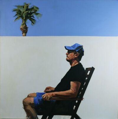 Steven Lindsay, 'Miami painting No 1', 2019
