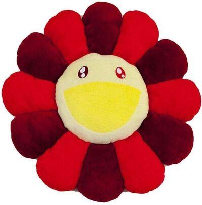 Takashi Murakami, 'Flower Plush Pillow Rose Red', 2107