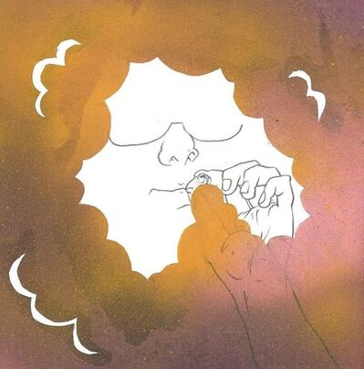Okay Mountain, '7x7 Collaborative Drawing (#31)', 2011