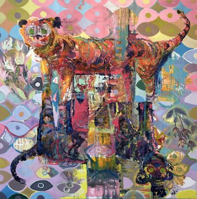 Jeff Mayry, 'Shadow Self Tiger', 2019