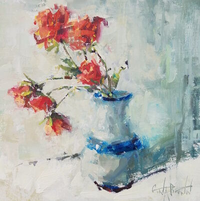 Gina Brown, 'Wild Roses', 2018