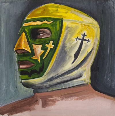 Salomón Huerta, 'Mil Máscaras', 2020