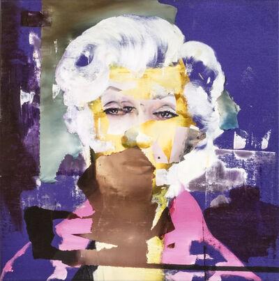 Florian Eymann, 'Marilyn', 2015