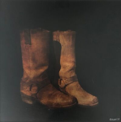 Dawne Raulet, 'These Boots Were Made for Walkin' ', 2019