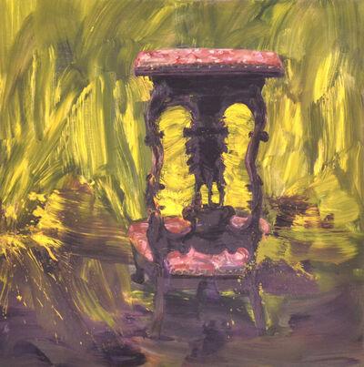 Yan Pei-Ming, 'The Chair', 2014