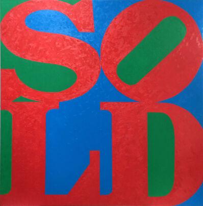 """Rogelio Lopez Cuenca, '""""SOLD""""', 2019"""