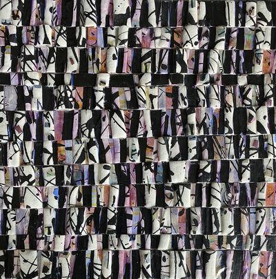 Annette Jaret, 'Tapestry 67', 2017