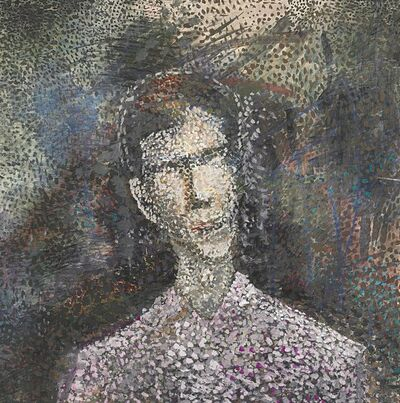 Vladimir Yakovlev, 'Portrait of the artist's father as a young man', ca. 1970