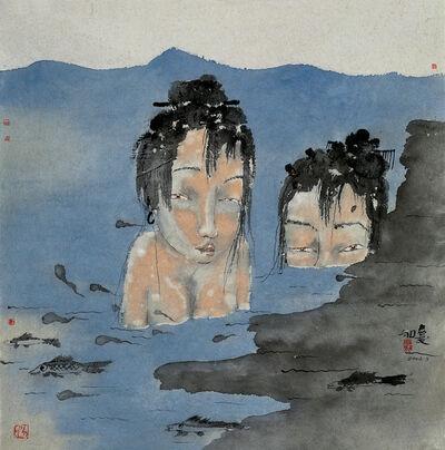 Liu Qinghe, 'Distilled Water', 2004