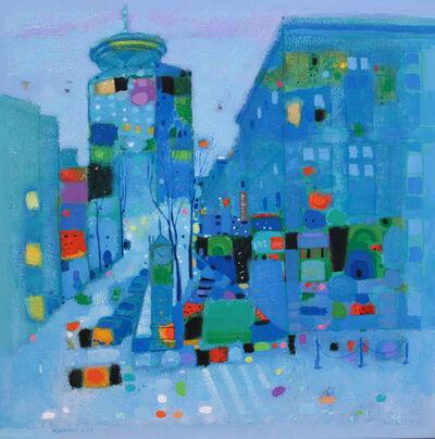 Hashim Hannoon, 'Cambie Street'