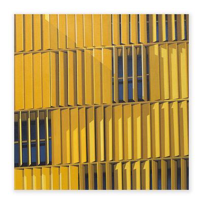 Hildebrando de Castro, 'Brise (amarelo)', 2019