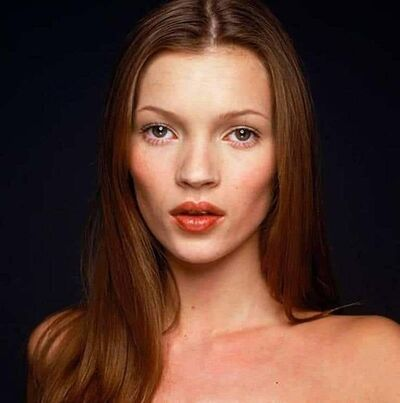 Terry O'Neill, 'Kate Moss', 1995