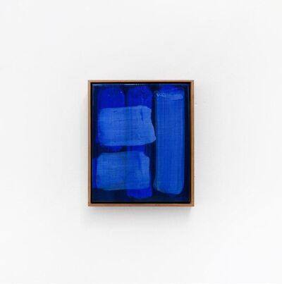 Kitikong Tilokwattanotai, 'A Blue note ', 2020