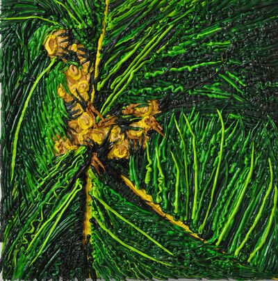 Caroline Larsen, 'Panama Palm', 2014