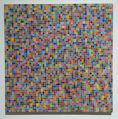 Howard Smith, 'Quasi-grid #17', 2010